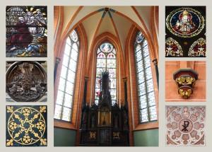 Postkarte_Kirche_akt_© 2015 Heimat- und Bürgerverein Nierendorf e. V.